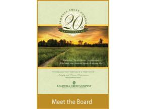 Meet the Board Brochure